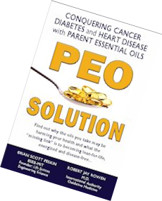 PEO Solution Book - by Brian Peskin about Parent Essential Oils